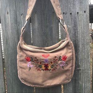 Roxy Floral Pocketbook